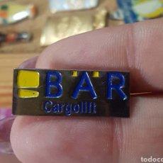 Pins de colección: PIN BAR CARGOLIFT. Lote 135570611