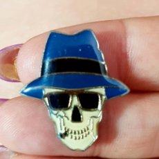 Pins de colección: PIN CALAVERA. Lote 136223917