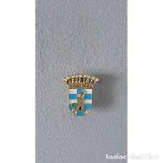 Pins de colección: PIN ESCUDO OROPESA (TOLEDO). Lote 136279474