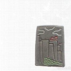 Pins de colección: PINS: RIBERA DEBRE - COMARCAS DE CATALUÑA, COLECCIONABLE CATALUÑA MODERNA - EL PAIS. Lote 136669774