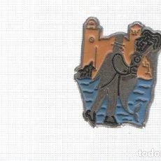 Pins de colección: PINS: GARRAF - COMARCAS DE CATALUÑA, COLECCIONABLE CATALUÑA MODERNA - EL PAIS. Lote 136670430