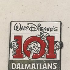 Pins de colección: PIN DE DIBUJOS ANIMADOS 101 DALMATAS. Lote 137360250