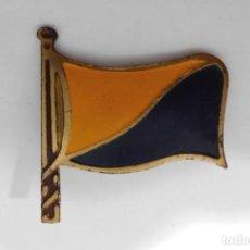 Pins de colección: PIN AGUJA INSIGNIA BANDERA. Lote 137892966