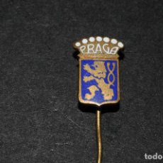 Pins de colección: PIN INSIGNIA DE AGUJA ESMALTADO - PRAGA . Lote 138669702