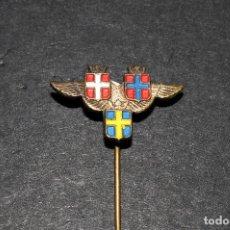 Pins de colección: PIN INSIGNIA DE AGUJA - ESCUDOS PAISES NORDICOS. Lote 138676226