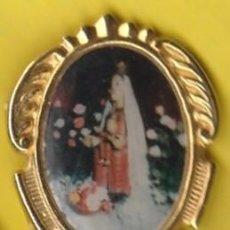 Pins de colección: PIN - VIRGEN - METAL - LACADO - RELIGIOSO - SANTOS Y VIRGENES. Lote 139827786