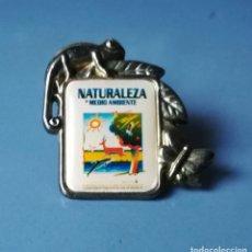Pins de colección: PIN ECOLOGISTA. NATURALEZA Y MEDIO AMBIENTE. Lote 140016970