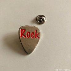 Pins de colección: PIN PÚA ROCK. Lote 140051478