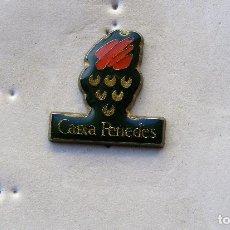 Pins de colección: PIN CAIXA PENEDES . Lote 140226434