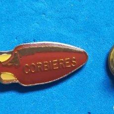 Pins de colección: PIN TURISMO - CORBIERES, REGIÓN DE FRANCIA . Lote 140521038