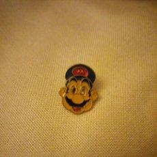 Pins de colección: ANTIGUO PIN MARIO BROS NINTENDO.. Lote 140523022