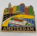 Pins de colección: PINS - AMSTERDAM - CAR129. Lote 140963062