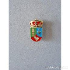 Pins de colección: PIN ESCUDO ERUSTES (TOLEDO). Lote 195063856