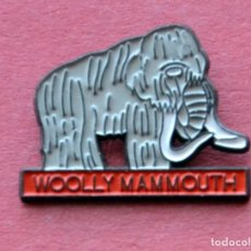 Pins de colección: PINS. WOOLLY MAMMOUTH. Lote 142102310