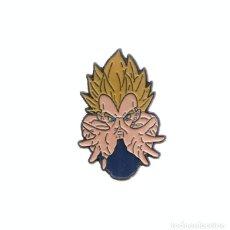 Pins de colección: PIN: PIN DRAGON BALL: VEGETA SUPERGUERRERO PREPARANDO KAMEHAME. Lote 142380004