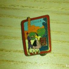 Pins de colección: INSIGNIA GERONA (AGUJA). Lote 142759626