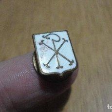 Pins de colección: ANTIGUO PIN O INSIGNIA SIN IDENTIFICAR.METAL ESMALTADO.SIGLO XX. Lote 143650770
