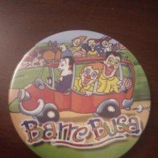 Pins de colección: CHAPA PAYASOS ETB. TXIRRI, MIRRI Y TXIRIBITON. (PIN). Lote 143652558