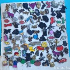 Pins de colección: LOTE PINS. LOS DE LA FOTO.. Lote 143777408
