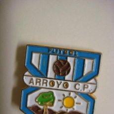 Pins de colección: PINS FUTBOL ARROYO C.P.. Lote 143841050