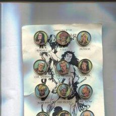 Pins de colección: PINS: CARTULINA NUMERO 18: BENGALA. Lote 143971344