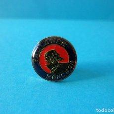Pins de colección: PIN CERVEZA PAULANER - IDEAL COLECCIONISTAS. Lote 144012066