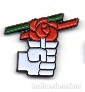 PIN POLITICO-PSOE (Coleccionismo - Pins)