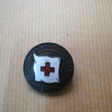 Pins de colección: MEDALLA PINS CRUZ ROJA. Lote 145688749