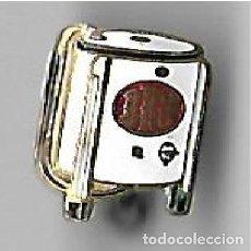Pins de colección: ANTIGUO PIN DE AGUJA **LAVADORAS BRU**. Lote 145815518