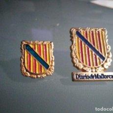 Pins de colección: PINS CON ESCUDO DE LA COMUNIDAD AUTÓNOMA ILLES BALEARS. Lote 146014662