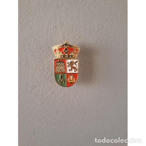 PIN ESCUDO MAGÁN (TOLEDO) (Coleccionismo - Pins)