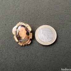 Pins de colección: PIN DEL GENERALISIMO FRANCO. Lote 146843738