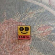 Pins de colección: PIN CADENA 100 AÑOS 90. Lote 146980638