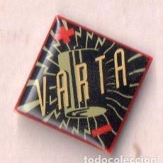 Pins de colección: PIN BATERIAS VARTA MODERNO . Lote 147619670