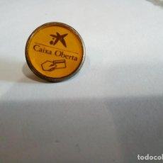 Pins de colección: PINS LA CAIXA. Lote 147871602