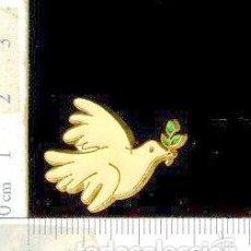 Pins de colección: PINS PALOMA DE LA PAZ. Lote 147915334
