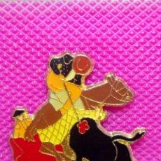 Pins de colección: PIN TOROS TORERO TORO . Lote 147949610