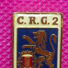 Pins de colección: PIN POLICÍA NACIONAL. COMPAÑÍA DE RESERVA GENERAL. Nº 2 VALLADOLID . Lote 147949730