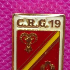 Pins de colección: PIN POLICÍA NACIONAL. COMPAÑÍA DE RESERVA GENERAL. Nº 19 GRANADA . Lote 147949770