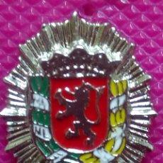 Pins de colección: PIN ESCUDO POLICÍA LOCAL DE ZARAGOZA. Lote 147950070