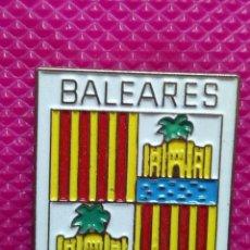 Pins de colección: PIN ESCUDO BALEARES . Lote 147950122