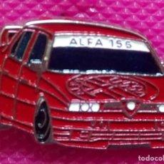 Pins de colección: PIN COCHE ALFA 155 . Lote 147950158