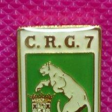 Pins de colección: PIN POLICÍA NACIONAL. COMPAÑÍA DE RESERVA GENERAL. Nº 7 CÓRDOBA. Lote 147950222