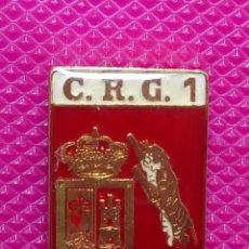 Pins de colección: PIN POLICÍA NACIONAL. COMPAÑÍA DE RESERVA GENERAL. Nº 1 LOGROÑO . Lote 147950242