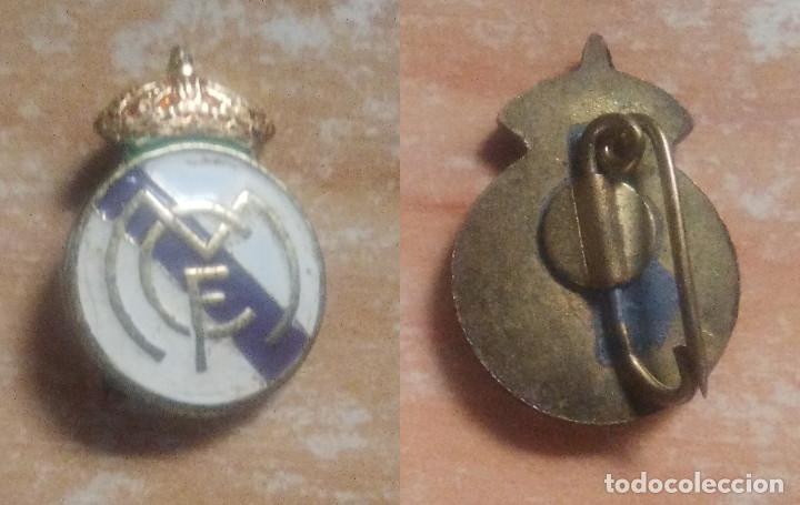 PINS DEL REAL MADRID (Coleccionismo - Pins)