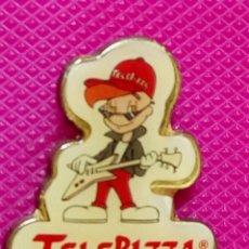 Pins de colección: PIN TELEPIZZA. Lote 148151566