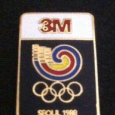 Pins de colección: PIN OLIMPIADA SEOUL 1988. Lote 148172054
