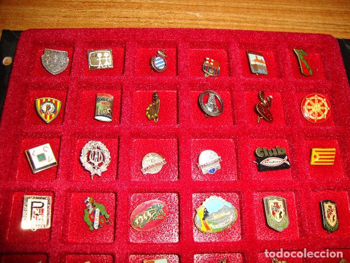 Pins de colección: (TC-170) ANTIGUA COLECCION DE INSIGNIAS PIN AGUJA 85 UNIDADES TEMATICA MUY INTERESANTE VER FOTOS - Foto 2 - 148503230