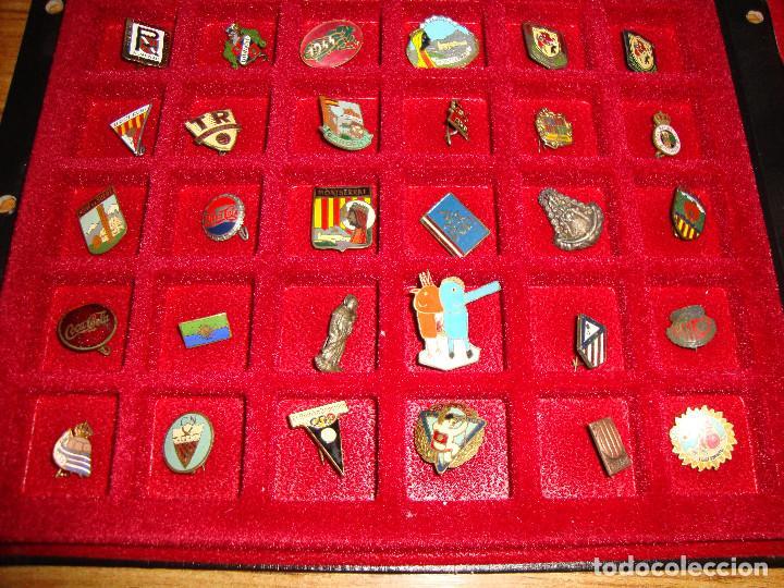 Pins de colección: (TC-170) ANTIGUA COLECCION DE INSIGNIAS PIN AGUJA 85 UNIDADES TEMATICA MUY INTERESANTE VER FOTOS - Foto 3 - 148503230