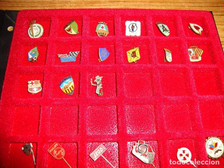 Pins de colección: (TC-170) ANTIGUA COLECCION DE INSIGNIAS PIN AGUJA 85 UNIDADES TEMATICA MUY INTERESANTE VER FOTOS - Foto 4 - 148503230